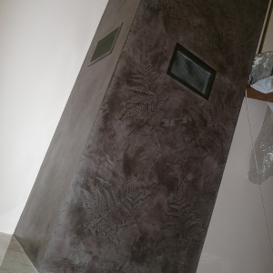 cheminee en Stucco venitien I Formation a nice I stucco perfection