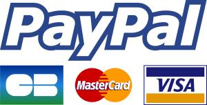 Payement sécurisé PayPal
